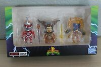 Loyal Subjects Power Rangers Mmpr Hastings Crystal Villain Exclusive Figure Set