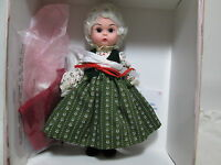 Madame Alexander 8 Girl Doll Old Lady In The Gingerbread House - 35621