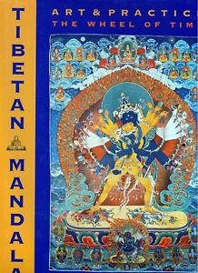 Tibetan-Mandala-Art-amp-Practice-The-Wheel-of-Time-S-Crossman-amp-J-Barou-Book