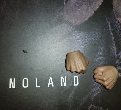 1//6 Scale Hands Fist From Hot Toys MMS163 Predators Noland Action Figure