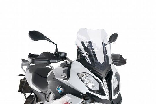 Cupula Transparente Puig 8543W racing BMW S 1000 XR (2015 al 2017)