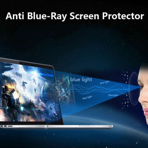 2X Clarity Anti Glare//Blue-Ray Screen Protector For Lenovo Z500 G500 Y510P Y500