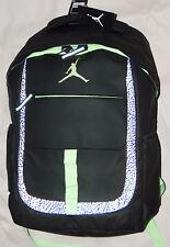 0a7f41771fb item 8 NEW  65 Nike Air Jordan Jumpman Black, Neon Green Laptop School Backpack  Bag NWT -NEW  65 Nike Air Jordan Jumpman Black, Neon Green Laptop School ...