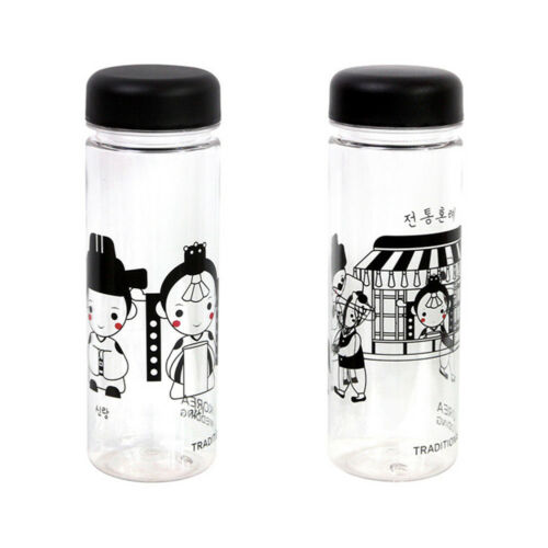 Korean Traditional Tritan Water Bottle 2pcs Traditional Wedding Eco Bottle Gift