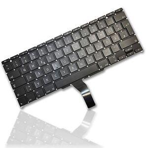 Macbook-Air-11-6-034-Teclado-Aleman-A1370-A1465-2011-Series-Mc505-Mc506-Negro