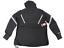 thumbnail 3 - Philadelphia 76ers Mens Mitchell & Ness Reflective Black Anorak Jacket