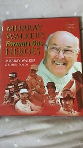 Murray Walker039s Formula One Heroes by Simon Taylor Murray Walker Hardback - <span itemprop='availableAtOrFrom'>Ilford, United Kingdom</span> - Murray Walker039s Formula One Heroes by Simon Taylor Murray Walker Hardback - Ilford, United Kingdom