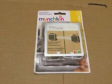 Munchkin Xtraguard Dual Action Multi Use Latches 2 Count -