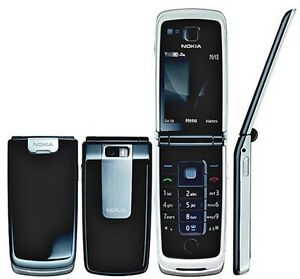 Details about Original Nokia 6600 Fold (Unlocked) Cellular Phone Free  Shipping