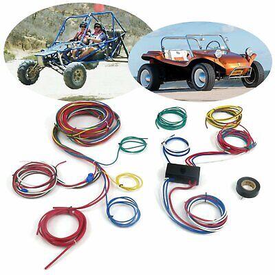 VW Manx Sand Rail Dune Buggy VolksRod Wire Harness Kit - Volkswagen baja  atv | eBayeBay