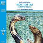 Rikki-Tikki-Tavi by Rudyard Kipling (CD-Audio, 1995)