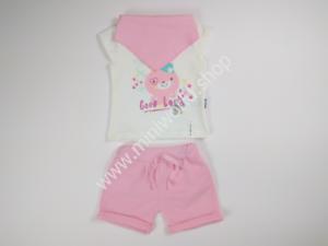 Baby-Kleidung-Maedchen-rosa-in-Gr-68-74-80-86