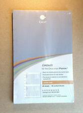 Sealed Levenger Circa Discbound Smartplanner Contacts Pad Refill Junior Ads8245