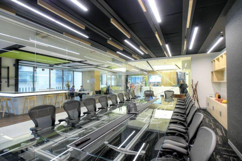 Oficina En Renta En Centro De Negocios En Miyana Para 10 Personas (m2o170)