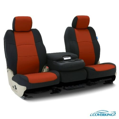 Coverking Custom Front Row Seat Covers For Ford Truck//SUVs
