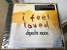 DEPECHE MODE I FEEL LOVED CD SINGLE WB 42398 DJ PROMO