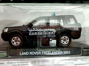 Land-Rover-Freelander-2003-Carabinieri-Scala-1-43-Atlas-Nuovo
