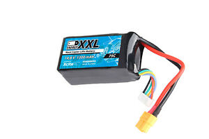 energyXXL Race-Copter LiPo-Battery 4S 14.8 V 1300 mAh 75C