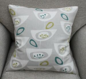 4a6843738f1 Image is loading JOHN-LEWIS-SEEDHEADS-CUSHION-COVER-SPRUCE-TEAL-OCHRE-