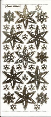 En Relieve Md Piel De Ofertas-stars//snowflakes 7050//1//2