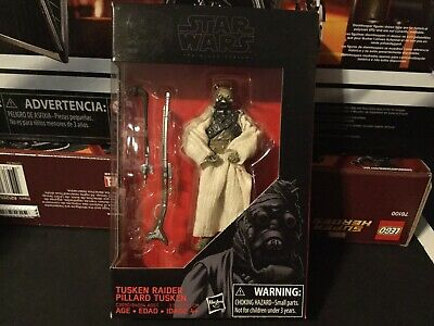 "Tusken Raider 3,75/"" Walmart Exclusive Star Wars The Black Series di HASBRO"