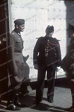 Farb-Dia-Paris-Île-de-France-agfacolor-R.Bothner-1940-Wehrmacht-P.O.W. Kapitän
