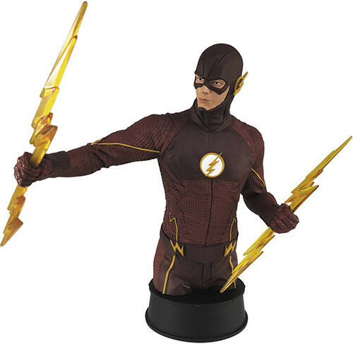 Flash TV Series 7 pulgadas Busto Estatua-Flash Busto Exclusivo