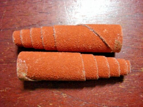 "Standard Abrasives 25 Ceramic Cartridges CR-HT 730171 3//4/"" x 3/"" 80-CO"