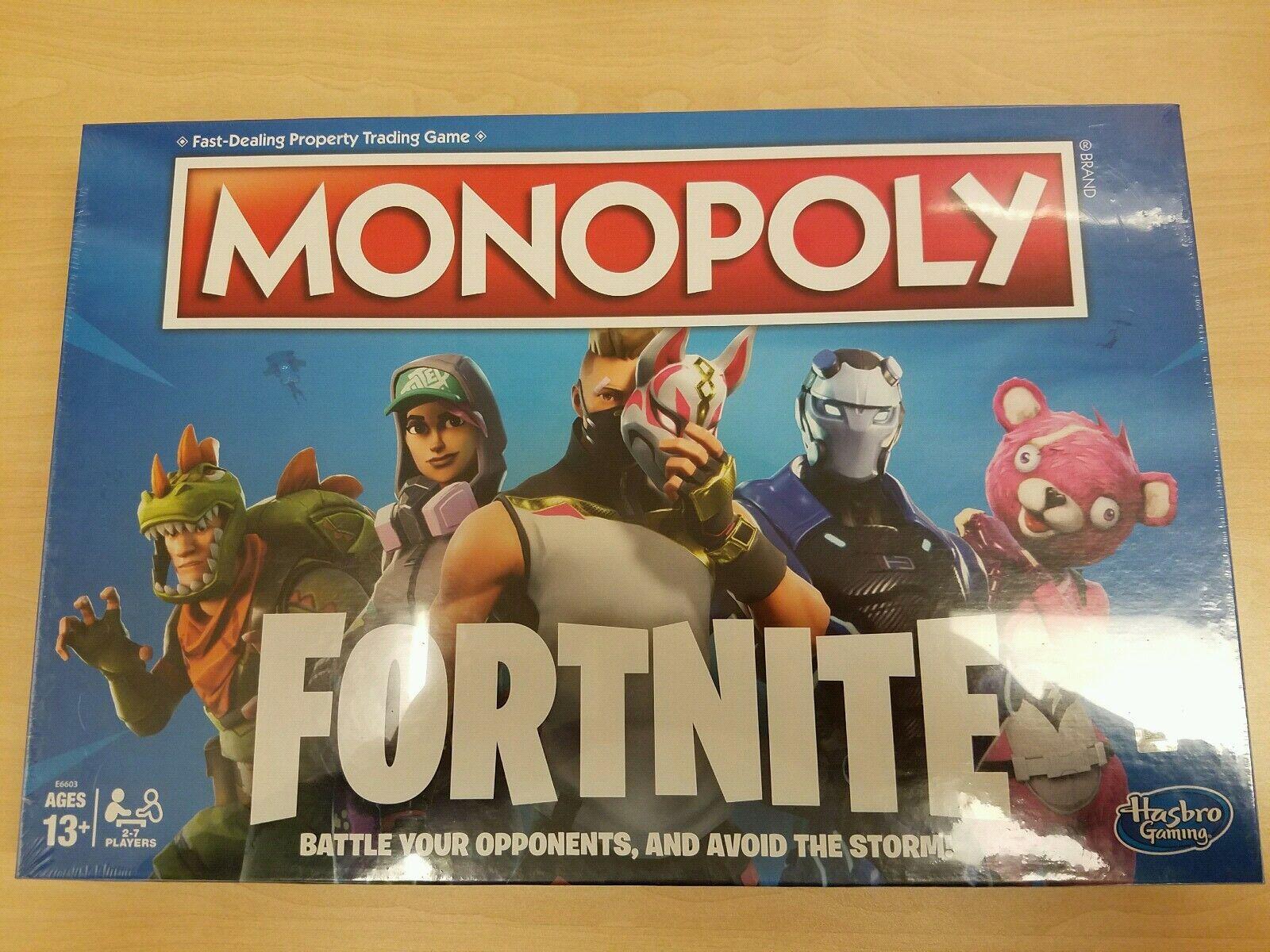 Fortnite monopol neu versiegelt begrenzt