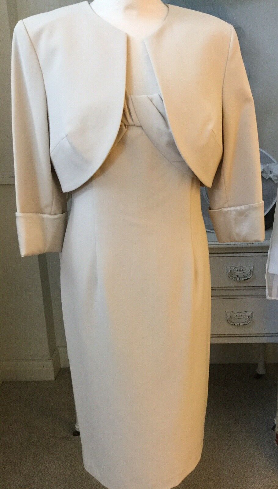 Mother Of The Bride Ispirato Size 14