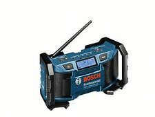 Bosch Akku Radio Baustellenradio GML SoundBoxx  Professional + Akku 14,4 V 1,5 A