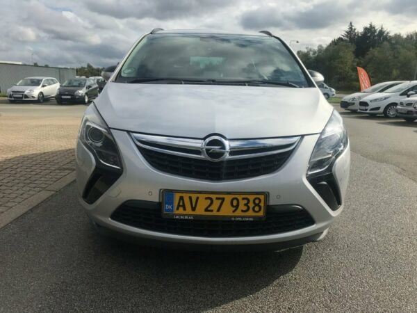 Opel Zafira 2,0 CDTi 170 Cosmo aut. Flexivan - billede 5