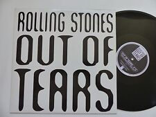 """MAXI 12"""" ROLLING STONES Out of tears PROMO FRANCE SA 8074"""