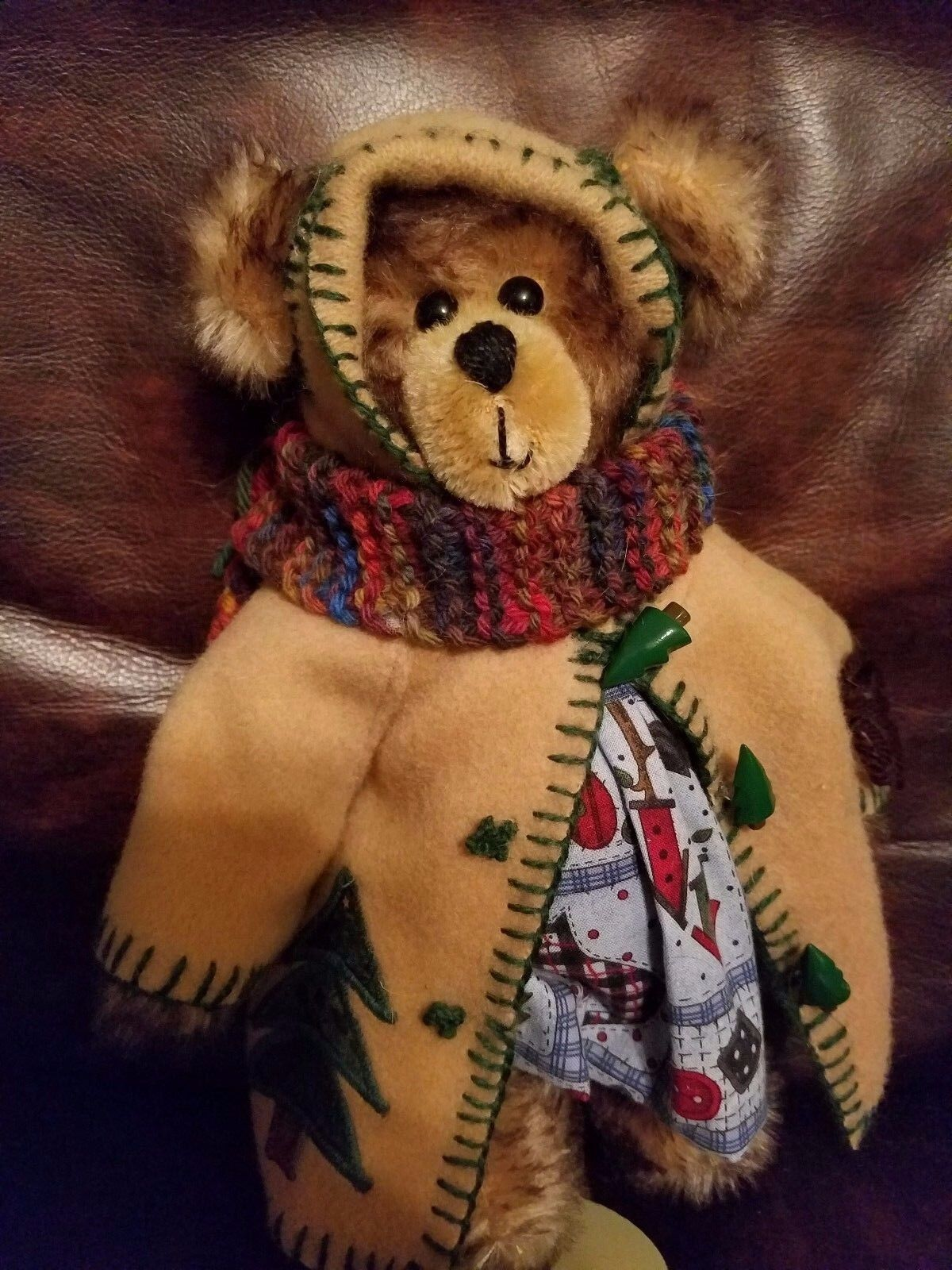 Katrena  Mohair by Artist Janet Ann Anderson and Bears 10  Fully Jointed