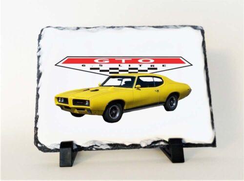 NEW 1969 Pontiac GTO Photo Slate!!