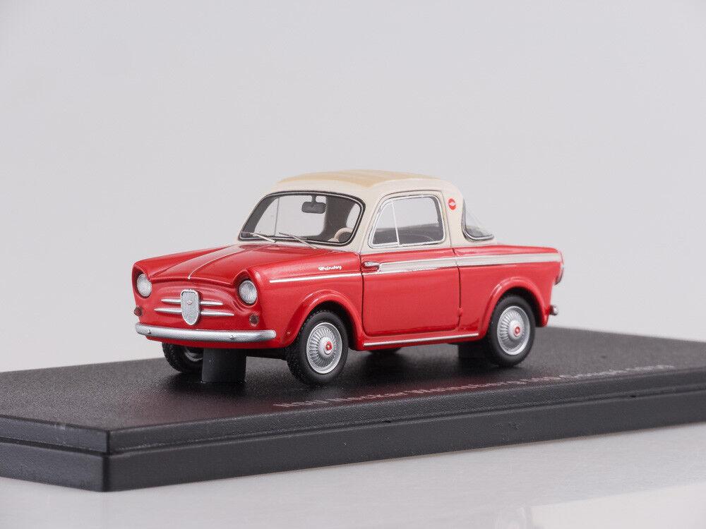 60% de descuento Escala modelo 1 43 NSU Neckar Weinsberg Weinsberg Weinsberg 500 Coupé, rojo blancoo, 1959  muy popular