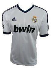 Adidas real madrid Jersey Champions League maillot blanco talla XL
