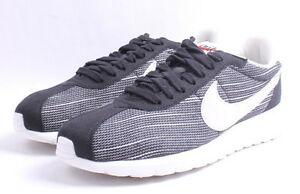 competitive price eaddf 5a24f Image is loading Nike-W-Roshe-LD-1000-819843-005-Black-