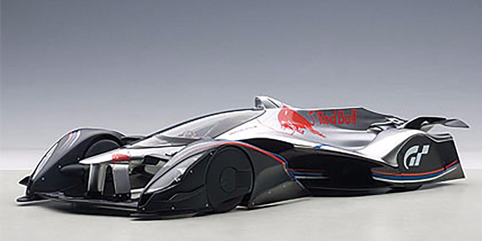 Autoart rougebull X2014 Ventilateur Voiture Hyper Argent 1 18 Echelle