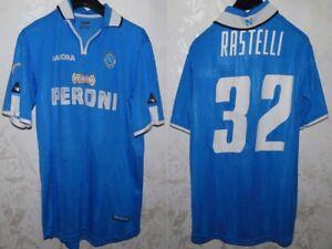 MAGLIA-JERSEY-SHIRT-CALCIO-FOOTBALL-SOCCER-NAPOLI-NAPLES-NEAPEL-ITALY-MATCH-WORN