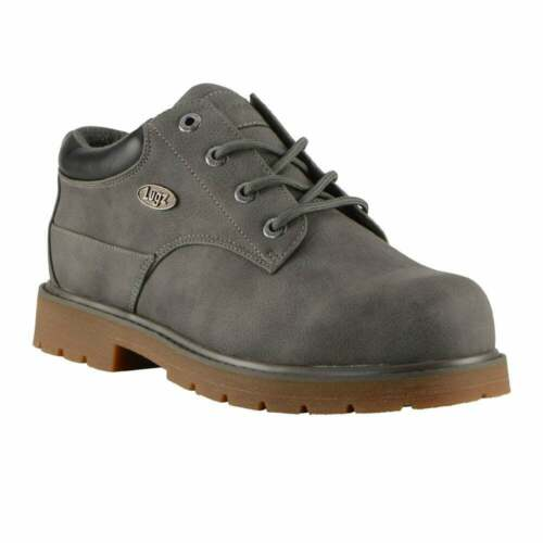 Lugz Drifter Lo LX  Casual   Casual Shoes Grey Mens