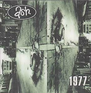 ASH (IRISH GROUP) 1977 CD UK Infectious 1996 12 Track Pic Disc INFECT40CD