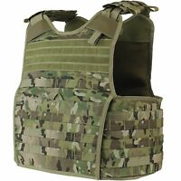 Condor Multicam Tactical Molle Pals Modular Enforcer Balcs/spear Plate Carrier