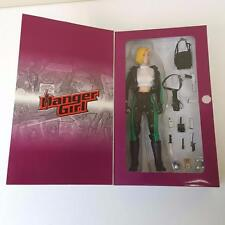"Danger Girl Abbey Chase Dragon Models 12"" Action Figure w/ Box & Accessories"