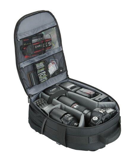 Cullmann Vigo 200 Camera Back Pack in Black 94610 (UK Stock) BNIB