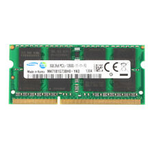 For Samsung 8 GB 2RX8 DDR3L 1600MHz PC3L-12800S SODIMM 204pin Laptop Memory RAM