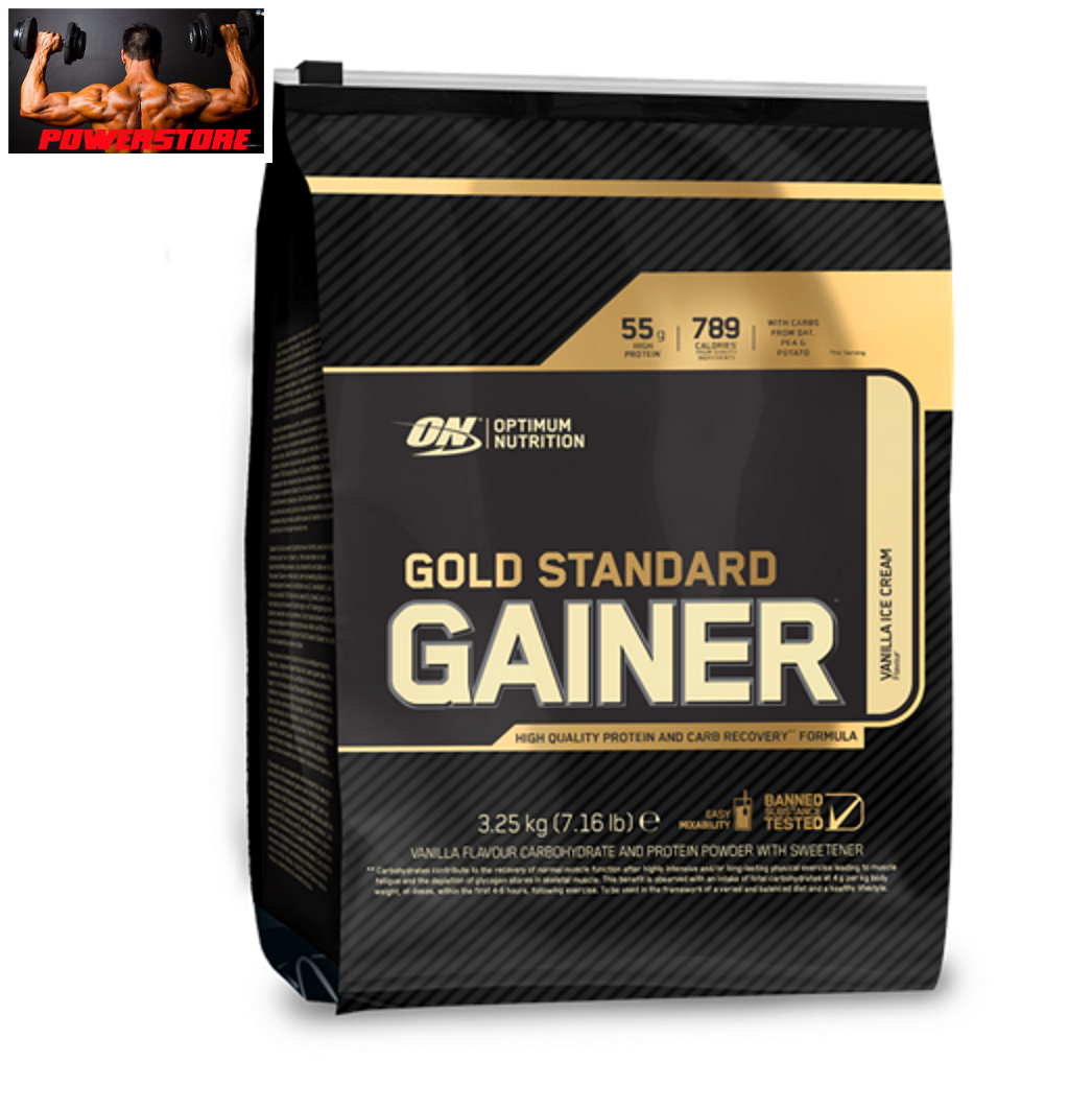 ON Optimum Nutrition Gold Standard Gainer 3,25 kg -  Gainer con Proteine Isolate