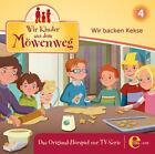 Wir Kinder aus dem Möwenweg - Wir Backen Kekse 1 Audio-cd