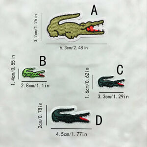 10Pcs-Alligator-Embroidered-Sew-Iron-On-Patches-Badge-Fabric-Applique-Crafts-DIY