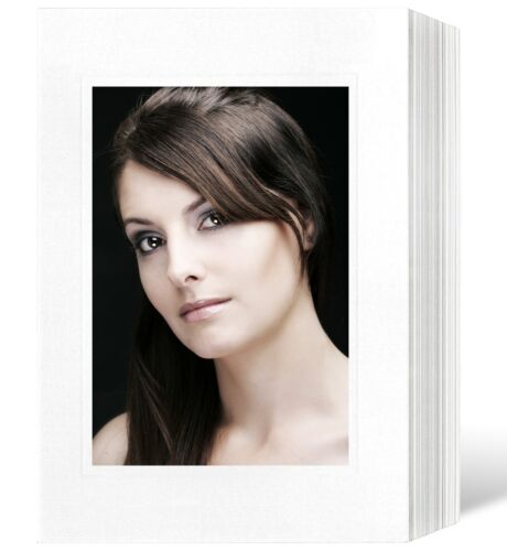 Endlos- Leporellos// Portraitmappen// Bildmappen Schoeller/&Stanzwerk 100 13x18 BP